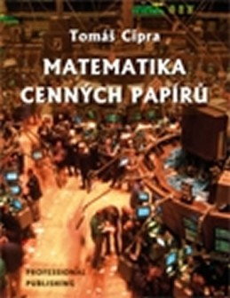 Matematika cenných papírů - Cipra Tomáš