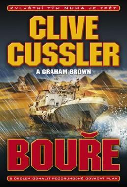 Bouře - Cussler Clive, Brown Graham,