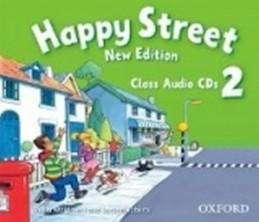 Happy Street New Edition 2 Class Audio 2 CDs - Maidment Stella