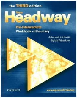 New Headway Third Edition Pre-intermediate Workbook Without Key - Soars John and Liz