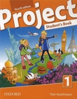 Project Fourth Edition 1 Student´s Book (International English Version) - Hutchinson Tom