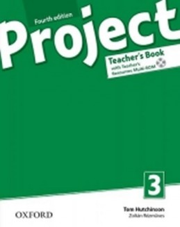 Project Third Edition 3 Teacher´s Book with Teacher´s Resources Multirom - Hutchinson Tom