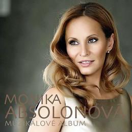 Absolonová Monika - Muzikálové album CD - neuveden