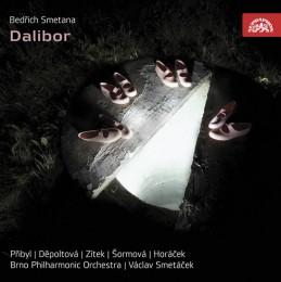 Dalibor 2CD - Smetana Bedřich