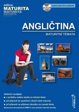 Angličtina - edice Maturita + CD - El-Hmoudová Dagmar