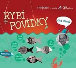 Rybí povídky - CD pro Centrum Paraple - Pavel Ota