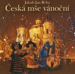 Jakub Jan Ryba - Česká mše vánoční CD - neuveden