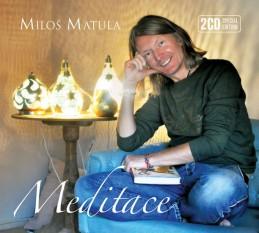 Meditace - DELUXE 2 CD - Matula Miloš