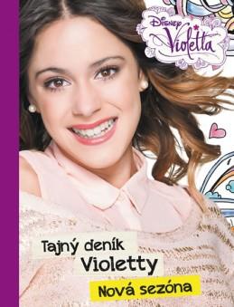 Violetta - Tajný deník Violetty - Nová sezóna - Disney Walt