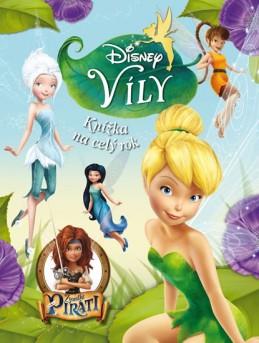 Víly - Knížka na celý rok - Disney Walt