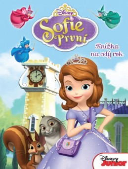 Sofie První - Knížka na celý rok - Disney Walt