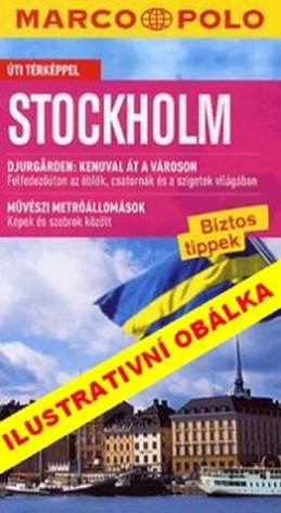 Stockholm - Průvodce se skládací mapou - neuveden