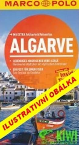 Algarve - Průvodce se skládací mapou - neuveden
