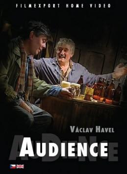 Audience - DVD (digipack) - Havel Václav