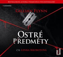 Ostré předměty - audioknihovna - Flynnová Gillian