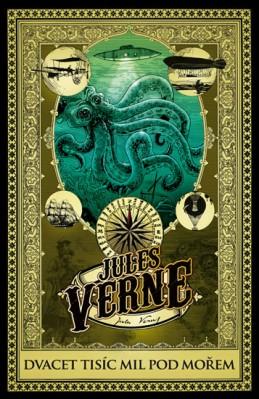 Dvacet tisíc mil pod mořem - Verne Jules