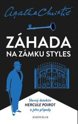 Poirot: Záhada na zámku Styles - Christie Agatha