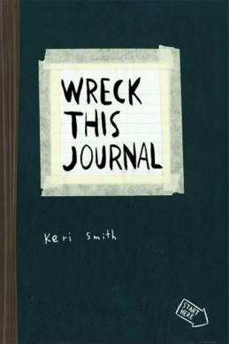 Wreck This Journal - Smithová Keri