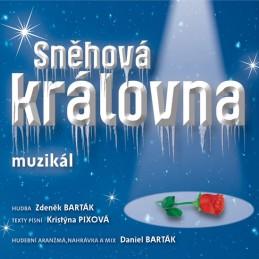 Sněhová královna - muzikál - CD - neuveden