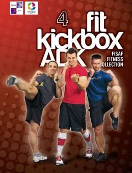 Fit kickbox - DVD - neuveden