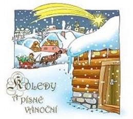 Koledy a písně vánoční - CD - neuveden
