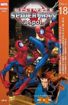 Ultimate Spider-man a spol. 18 - Bendis Brian Michael