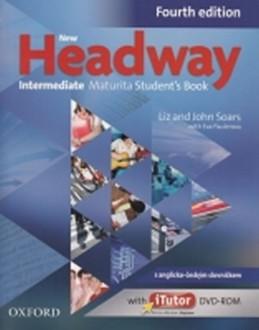 New Headway Fourth Edition Intermediate Maturita Student´s Book + iTutor DVD CZ - Soars John and Liz