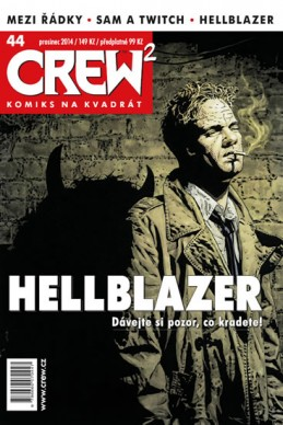 Crew2 - Comicsový magazín 44/2014 - neuveden