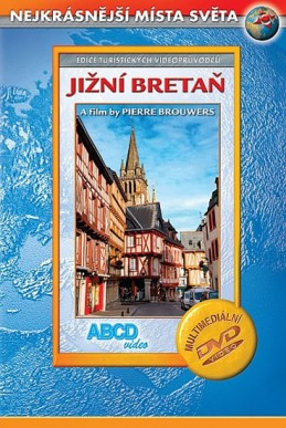 Jižní Bretaň DVD - Nejkrásnější místa světa - neuveden