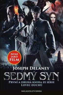 Sedmý syn (První a druhá kniha ze série Lovec duchů: Učeň lovce duchů a Kletba lovce duchů) - Delaney Joseph