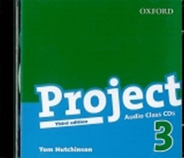 Project the Third Edition 3 Class Audio CDs /2/ - Hutchinson Tom