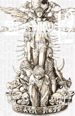 Death Note - Zápisník smrti 12 - Oba Cugumi, Obata Takeši,