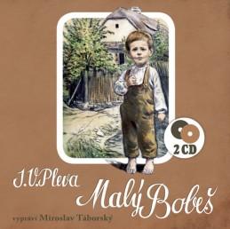 Malý Bobeš - 2 CD - Pleva Josef Věromír