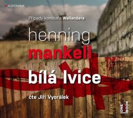 Bílá lvice 2CDmp3 (Čte Jiří Vyorálek) - Mankell Henning