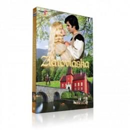 Zlatovláska - DVD - neuveden