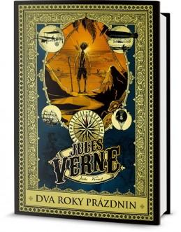 Dva roky prázdnin - Verne Jules