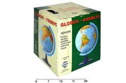 Globus zeměpisný 0614 - 250 mm - neuveden