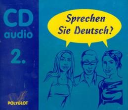 Sprechen Sie Deutsch - 2 audio CD - Dusilová Doris