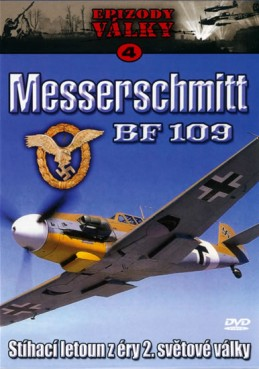 Messerschmitt BF 109 4.díl DVD - neuveden