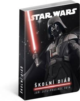 Diář 2016 - Star Wars Classics, školní diář, září 2015 - prosinec 2016 - neuveden