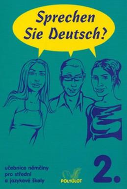 Sprechen Sie Deutsch - 2 kniha pro studenty - Dusilová Doris