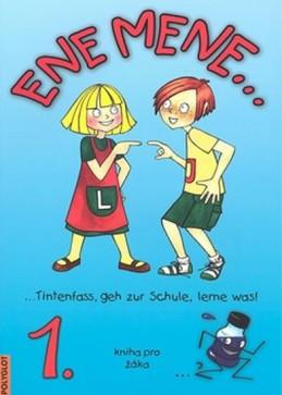 Ene mene 1. kniha pro žáky - Jankásková Miluše, Ulbert Karla, Dusilová Doris