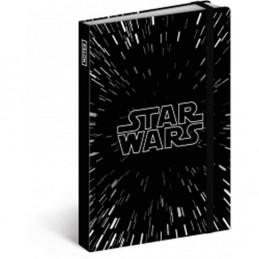 Notes Star Wars Universe, 10,5 x 15,8 cm - neuveden