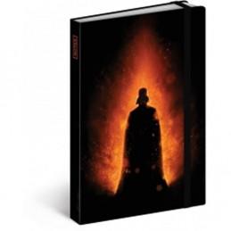 Notes Star Wars Black, 10,5 x 15,8 cm - neuveden