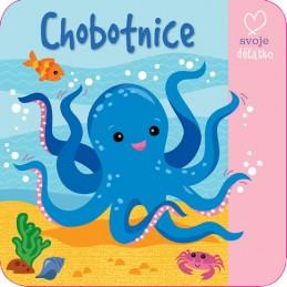 Chobotnice - Hurá do vody! (koupací knížka) - neuveden