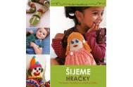Šijeme hračky - Panenky, maňásci a zvířátka z látky