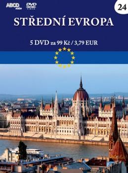 Střední Evropa - 5 DVD - neuveden