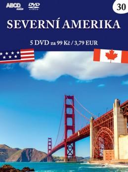 Severní Amerika - 5 DVD - neuveden