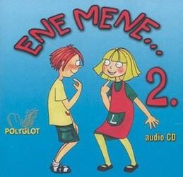 Ene mene 2. audio CD - Jankásková Miluše, Ulbert Karla, Dusilová Doris
