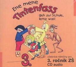 Ene mene Tintenfass 3 audio CD - Jankásková Miluše, Ulbert Karla, Dusilová Doris